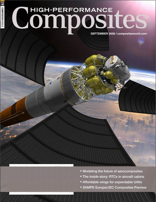 High Performance Composites Article