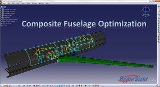 Optimization of Vitrtual Plies for CATIA Composite Fuselage