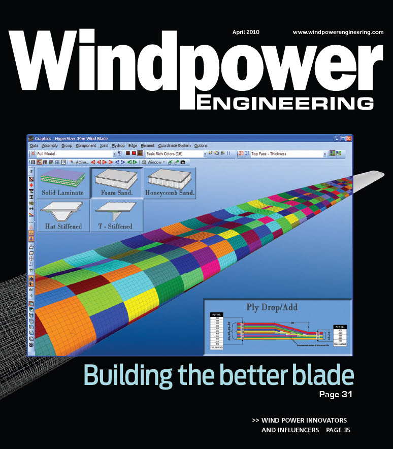 Windpower Engineering cover